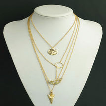 Beautiful Multisized Necklace ..L@@K.. **We Combine Shipping** 807 - $6.99