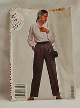 Old Vintage 70' McCall's Stitch n Save 5170 Sewing Pattern Misses Blouse... - $6.92