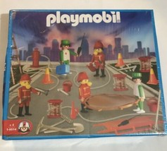 New Playmobil 1-9514 Fire Rescue Fireman Medical Emergency - $11.40