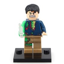 Bruce Banner Lego Toys Superhero Minifigure - $3.25
