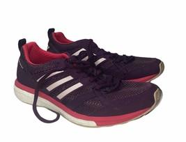 Adidas Adizero tempo Purple size7.5 Women's Sneakers - $31.98