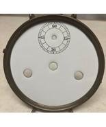 Antique Porcelain Vienna Weight Dial Center Piece Part  - $34.64