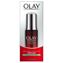 Olay Regenerist Miracle Boost Concentrate Fragrance Free, Prepare, 1.0 f... - $12.82
