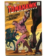 Tomahawk Comics #123 1969-Neal Adams- DC Western Silver Age- VF - $119.80