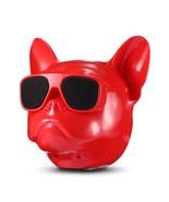 Bulldog Bluetooth Speaker Wireless Player(RED) - $46.22