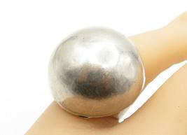 LOS BALLESTEROS MEXICO 925 Silver - Vintage Round Dome Band Ring Sz 6 - ... - $42.13