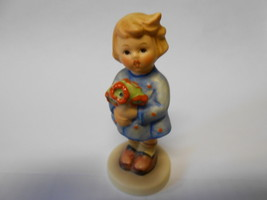 "Great Vintage 1967 GOELBEL ""Girl with Mosegay Flowers"" 239/A Figurine....SALE - $25.74"