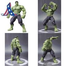 "Bandai S.H.Figuarts Hulk ""The Avengers: Age Of Ultron - $183.32"