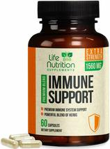 Immune System Booster Natural Immunity Support Vitamins 1562mg Extra Str... - $24.99+