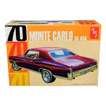 Skill 2 Model Kit 1970 Chevrolet Monte Carlo SS 454 1/25 Scale Model by ... - $50.97