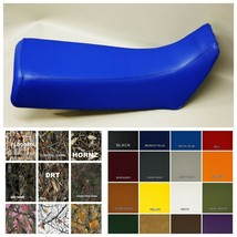 HONDA XR350R Seat Cover XR 350 XR 350R 1985 IN ROYAL BLUE - $32.95
