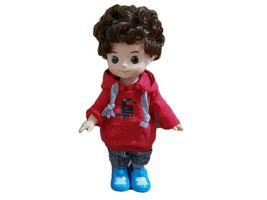 Youngtoys Kongsuni Brave Bami Boy Doll Costumes Role play Toy Playset Animation image 3