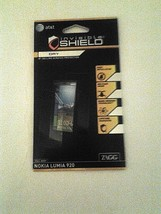 Zagg Invisible Shield Dry Apply - Nokia Lumia 920 - AT&T - $8.59