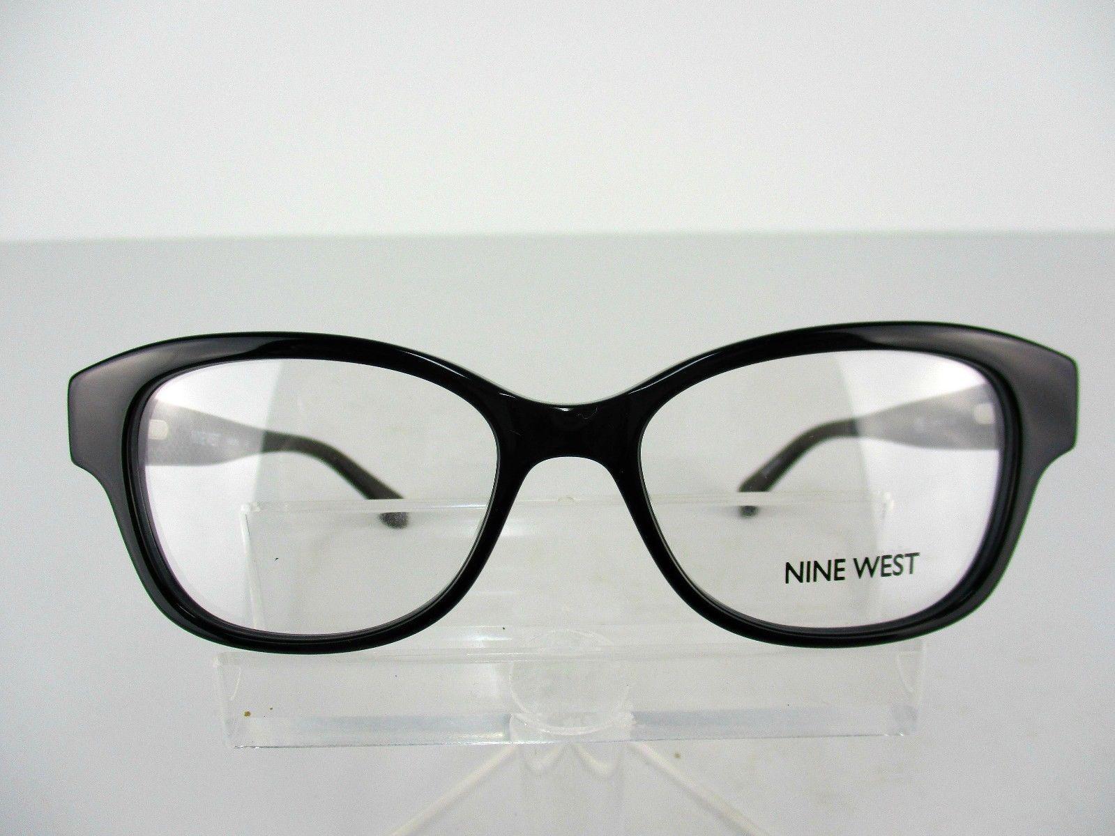 Nine West NW 5078 (001) Black 50 x 16 135 mm Eyeglass Frames