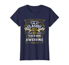 Brother Shirts - I'm Classic 1999 Shirt 19th Birthday Gift 19 Yrs Old Awesome Wo image 3