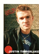 Justin Timberlake Nsync teen magazine pinup clippings 90's close up wire... - $1.50