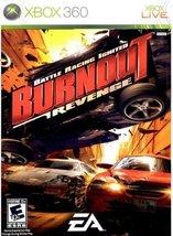 Burnout Revenge - Xbox 360 [Xbox 360] - $12.01