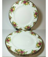 Royal Doulton Dinner Plate, Old Country Roses, 3 Plates Sold Individuall... - $19.31