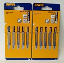 """Irwin 10504294 U-Shank Jig Saw Blades 2-3/4"""" 36 TPI Metal Cutting 2PKS - $4.95"""