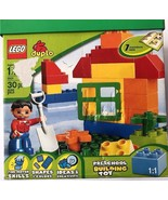 NEW Lego Duplo 5931 Construction Learning Preschool Toy Building Blocks - $36.68 CAD