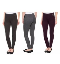 DKNY Ladies' Pull-on Ponte Pant - $12.79+