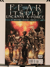 Fear Itself: Uncanny X-Force #1-3 (September 2011, Marvel) - $10.45