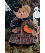 """Bearington Bears """"Trick Or Treat"""" -14"""" Collectible Bear- Sku #1800-  2002 - $39.99"""