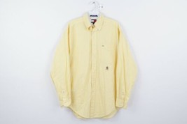Vintage 90s Tommy Hilfiger Mens Small Long Sleeve Button Down Dress Shir... - $34.60