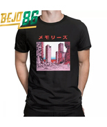 Katsuhiro Otomo Memories Akira Vaporwave T shirt SUPER QUALITY FAST AND ... - $24.00