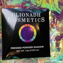 NWT NIB Clionadh Cosmetics JEWELLED MULTICHROME SINGLE PAN *ONE SHADE* Gothic image 2