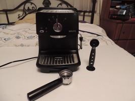 KRUPS XP4000 Coffee Maker Espresso Machine - Tested & Working (Needs new... - $45.55