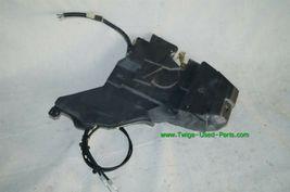 05-10 Honda Odyssey Power Sliding Door Lock Latch Assembly Passenger Right RH image 5