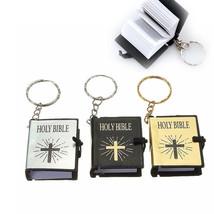 Keychain Mini Bible  English HOLY BIBLE - $5.99+
