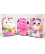 Pomsies ZOEY - LUNA - KALI Lot of 3 New Set Light Up 2018 Hot Toy New - $72.53