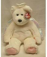Ty Original Beanie Buddies Halo Angel Bear Beanbag Plush Toy Swing Tush ... - $29.69