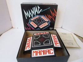 VINTAGE 1979 IDEAL TOY MANIAC ELECTRONIC GAME #2077-6 - $8.37