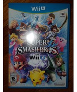Super Smash Bros. (Nintendo Wii U, 2014) - $64.99
