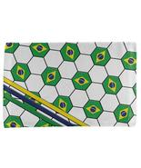 World Cup Brazil Soccer Ball All Over Sport Towel - $18.95