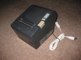 Epson TM-T88II M129B POS Thermal Receipt Printer Serial Interface Dark G... - $74.99