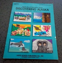 Discovering Alaska Multicultural Education ungraded resource book diversity - $7.66