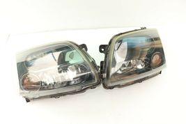 04-09 Mitsubish Galant Ralliart Projector Headlight Lamps Set L&R  image 11
