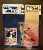 Tim Salmon California Angels Starting Lineup MLB Action Figure NIB NIP 1994 - $13.36