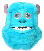 Sulley Monsters Inc Movable Mask Sully Disney Pixar Child Adjustable Cos... - $9.99