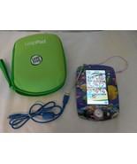 LeapFrog LeapPad 2 Explorer Kids' Learning Tablet, Green + Case + 1 Game  - $24.77