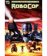 Robocop (1990 series) Marvel - The Official Adaptation of the Hit Film - $12.50