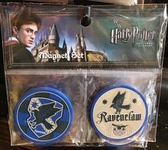 Universal Studios Wizarding World Harry Potter Ravenclaw Magnet Set New - $24.26