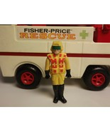 1978 Vintage Fisher Price Adventure People #379 Astro Knight Space Figure  - $9.50