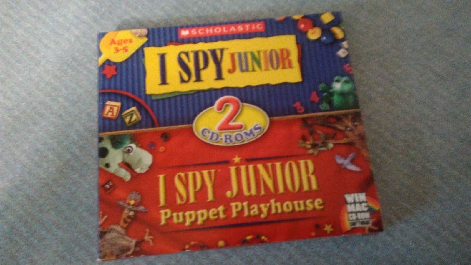 I spy junior puppet playhouse pack for mac and 50 similar items i spy junior puppet playhouse pack for mac m4hsunfo