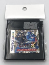 Rockman X: Cyber Mission Nintendo Game Boy/Color Japan Mega Man Megaman X - $18.39