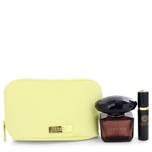 Versace Noir Gift Set -- 3 oz Eau De Toilette Spray + 0.3 oz Mini EDT Sp... - $105.00